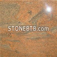 Multi Color Red Granite For Floor Tiles Slabs Bathroom Kitchen Countertops