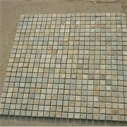 Yellow Slate Mosaic