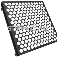 rubber ceramic lining plate