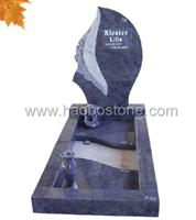 Blue Granite tombstone&monuments
