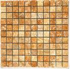 Gold Travertine Mosaic