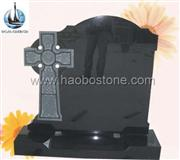 Irish styled black monument