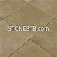 Oasis Walnut Travertine Honed and Filled
