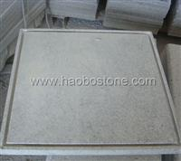China White Granite Wall Panels
