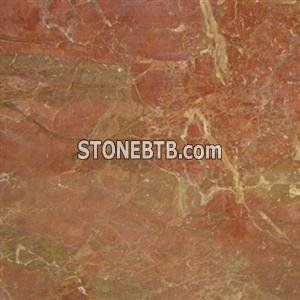 Dragon Red Marble