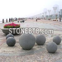 Stone Ball, Landscaping