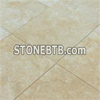 Oasis Beige Travertine Honed and Filled