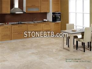 Heron travertine