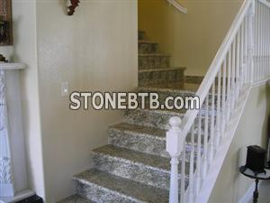Pavement Stone, Stepping Stone and Granite Stairs