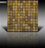Polished Travertine Mosaic