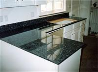 Emerald Pearl Kitchen Countertop