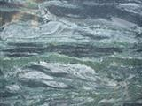 Green meadow granite