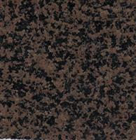 Brown leaf granite