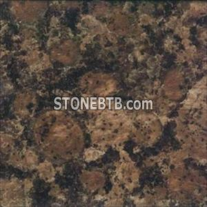 Granite Tile Baltic Brown
