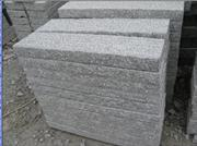 G603 Gray Granite Kerbstone