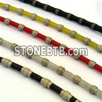 Diamond Wire Saw for cutting and profiling concret
