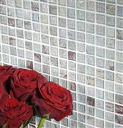 Paper Faced Glass Mosaic