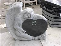 Monument/Tombstone/Gravestone Angel-4