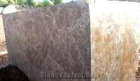 Light Emperador Marble Blocks