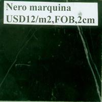 China Nero Marquina, China Marquina