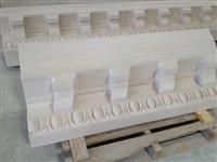 Cornices with Semi Rijo do Codacal