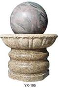 Rolling Ball Fountain, Sphere Water Fountain