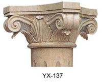 Scamozzi Column Capital, Greek Column Capital