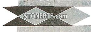 Granite Mosaic Border