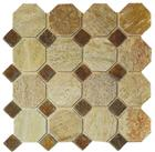 Golden Stone Mosaic