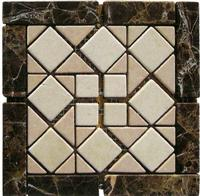 Blacks Marble Mosaic