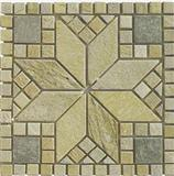 Yellow Mosaic Tile