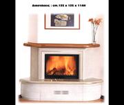 San Remo Fireplace