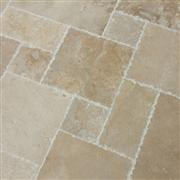 Mina Rustic Antique Pattern Brushed, Chiseled