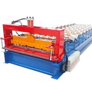 Steel Sheet Roll Forming Machine, High Efficiency and Eco-friendly, CE-marked