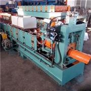 Color Steel Ridge Cap Roll Forming Machine