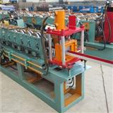 Metal Stud and Track Roll Forming Machine with 5.5kW Main Motor Power, Weighs 4500kg