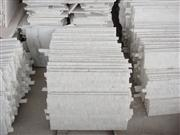 Cultural stone (crystal white marble)