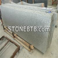 G623 Flamed Half Slab