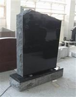 shanxi black headstone 2