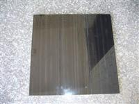 Black wood vein marble tiles
