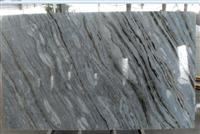 Grey cloud marble slab (new)
