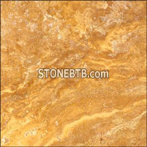 Yellow (Gold) Travertine