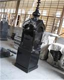 Absolute Black Monuments