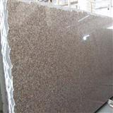 G687 Peach Red Granite Slab