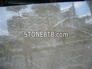 Golden Coffee Marble small vein