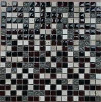 Marble and Glass Mosaic