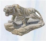 Granite Animal Sculpture