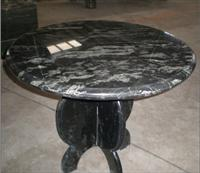 Golden Galaxy Granite Table
