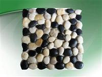 decorative pebble mosaic