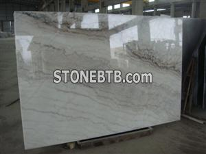 China Rossa Pink marble slab
